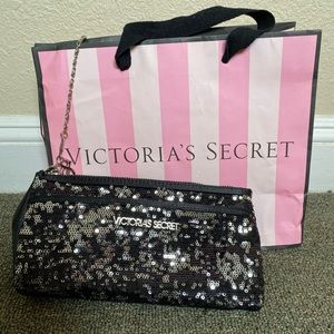 Black Victoria Secret purse